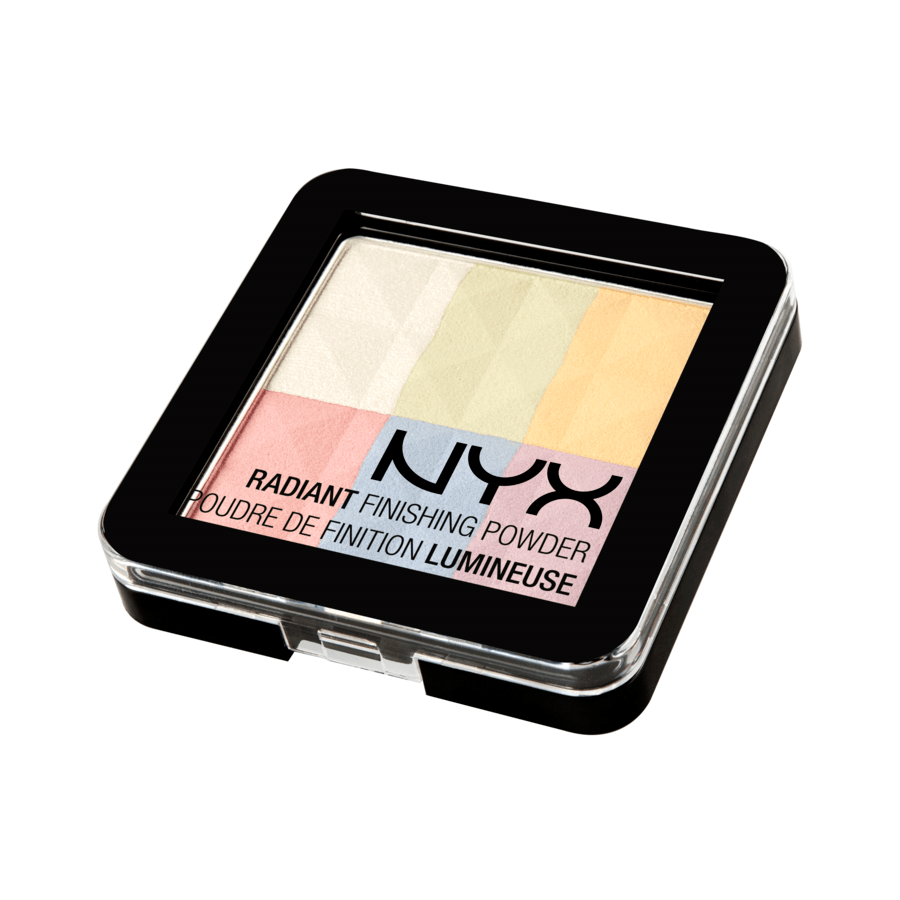 NYX Radiant Finishing Powder Brighten 12g RFP01