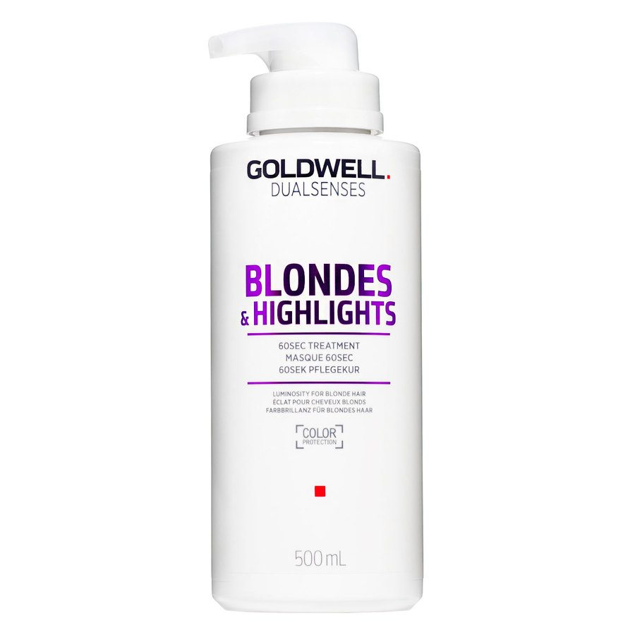 Goldwell Dualsenses Blondes & Highlights 60sec Treatment 500ml