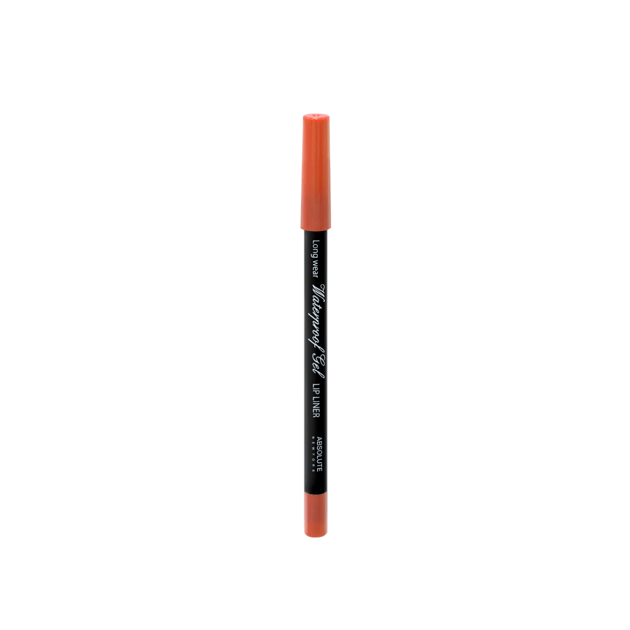 Absolute New York Waterproof Lip Liner Orange NFB77