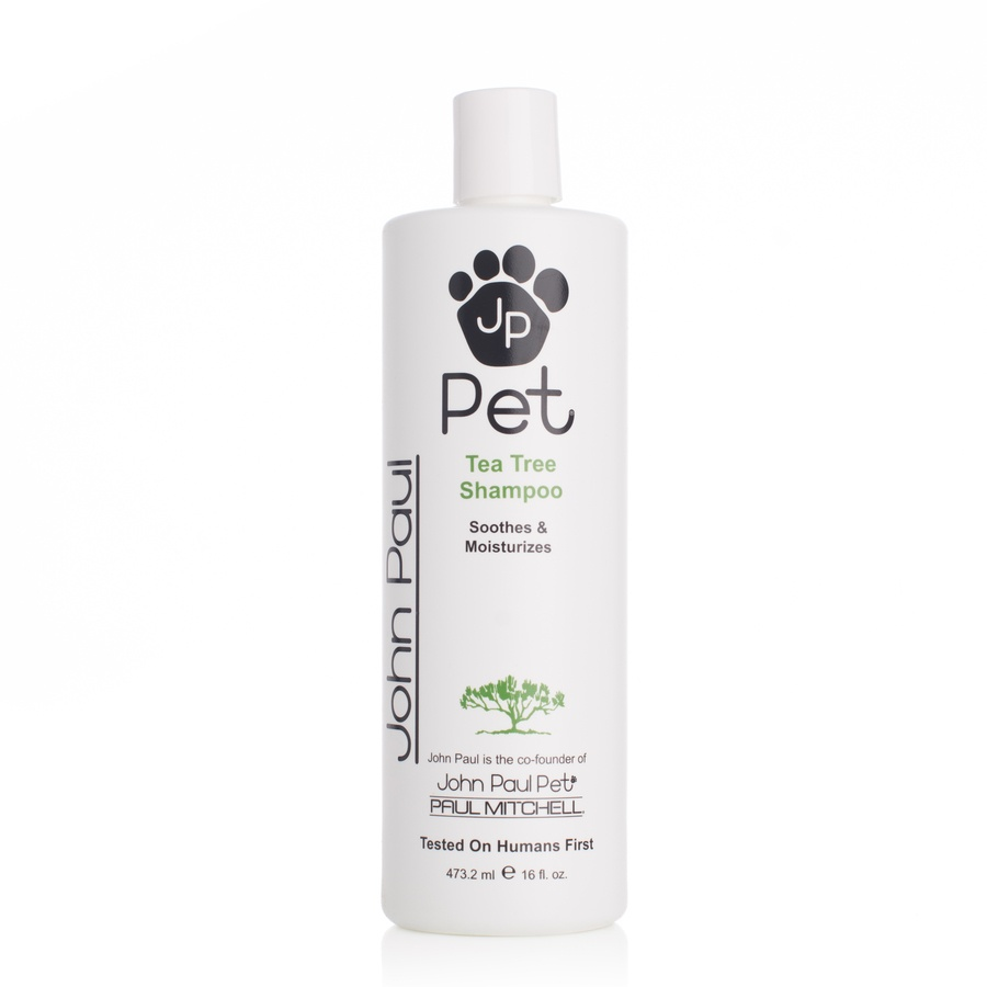 John Paul Pet Tea Tree Shampoo 473ml