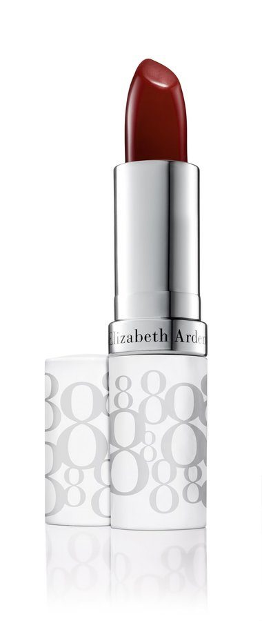 Elizabeth Arden Eight Hour Cream Lip Stick Sheer Tint SPF15 Plum