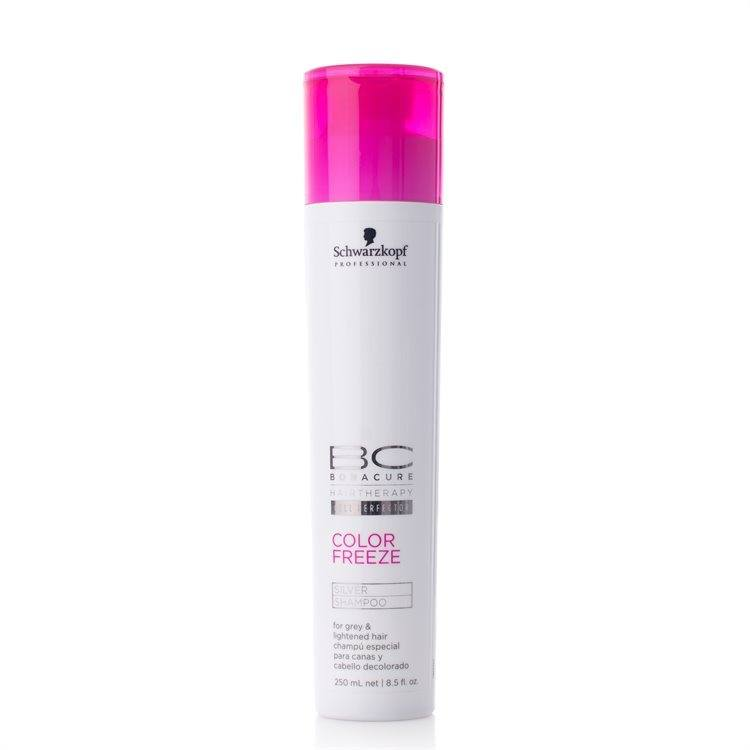 Schwarzkopf BC Bonacure Color Freeze Silver Shampoo 250ml