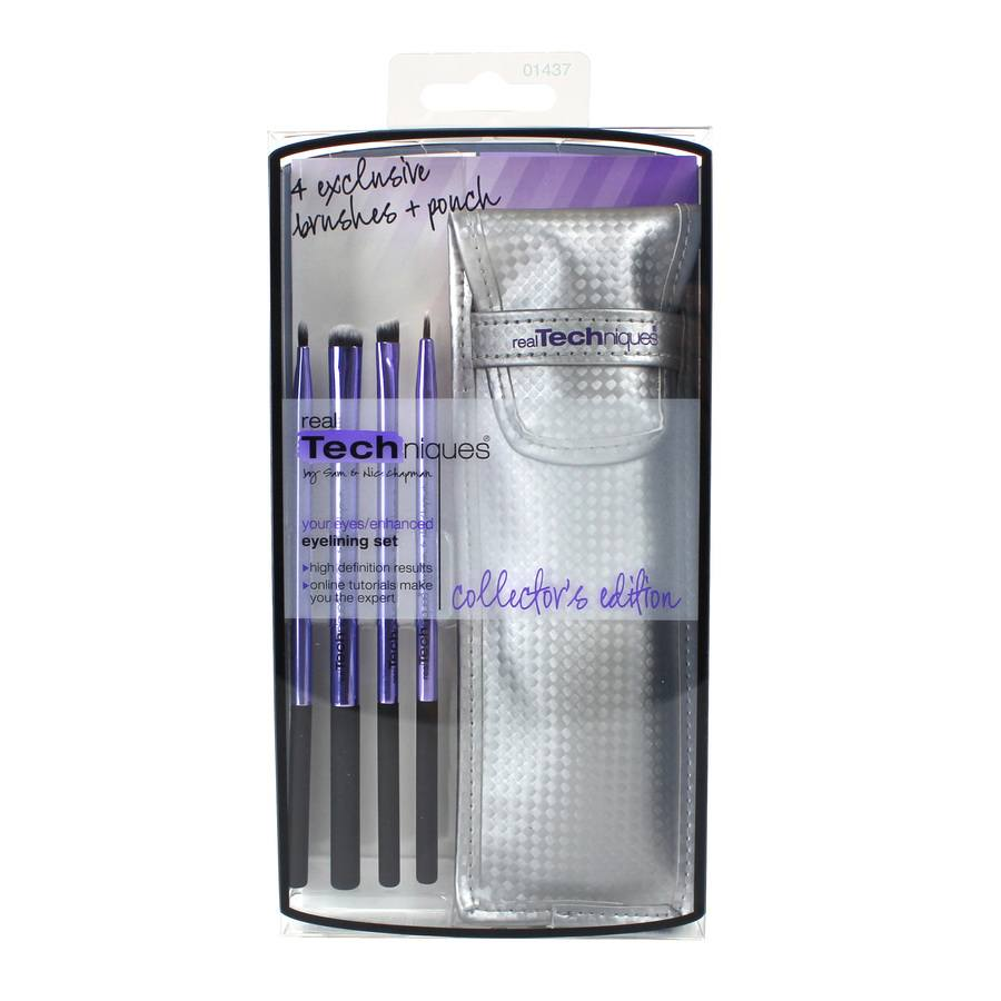 Real Techniques Collectors Edition Eyelining Set
