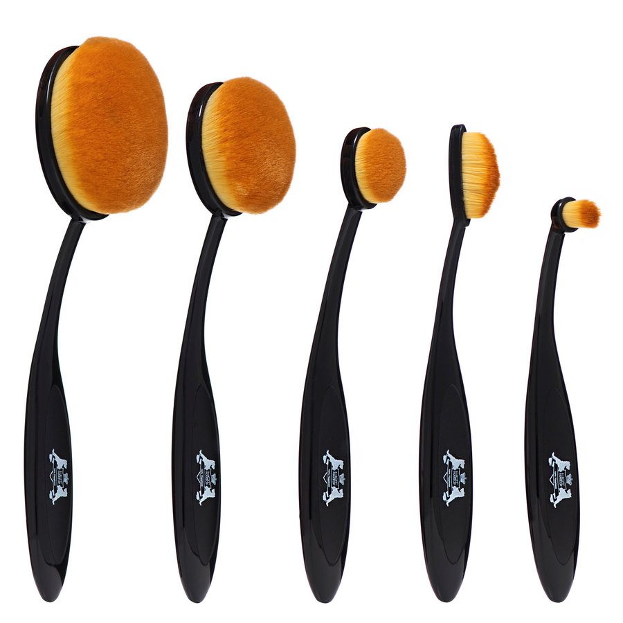 Hot Make Up Artist Brush Collection 5pcs