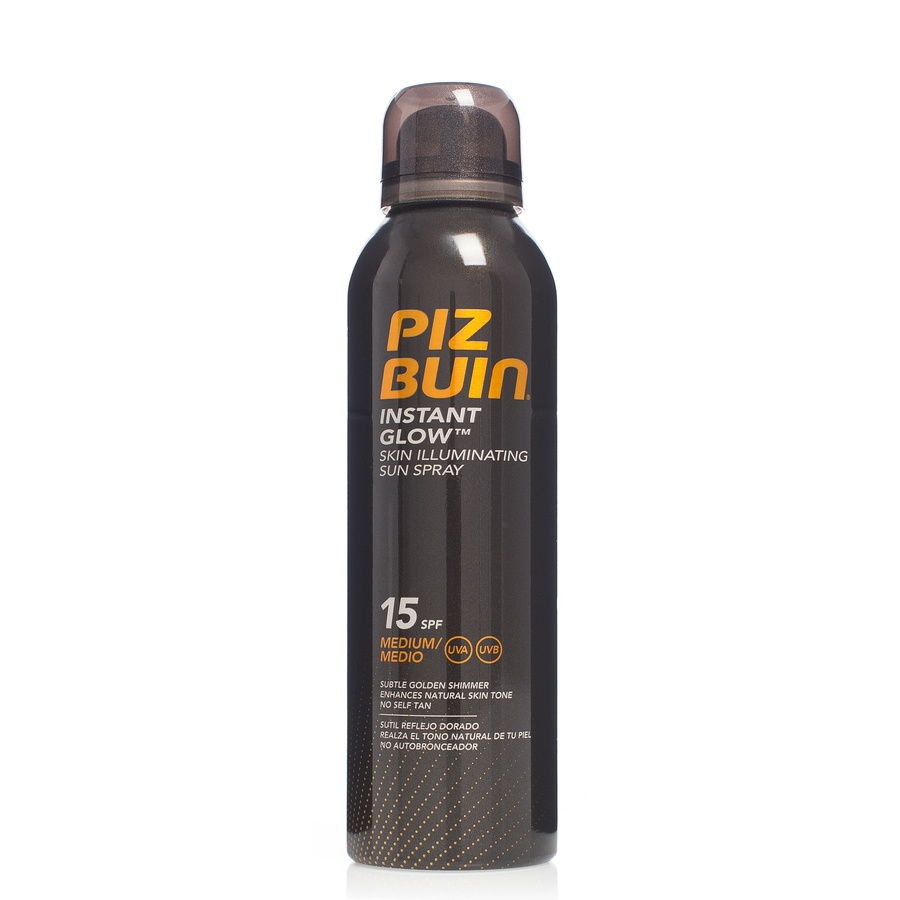 Piz Buin Instant Glow Sun Spray SPF15 150ml