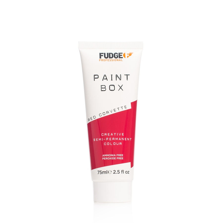 Fudge Paintbox Tubes Red Corvette 75ml