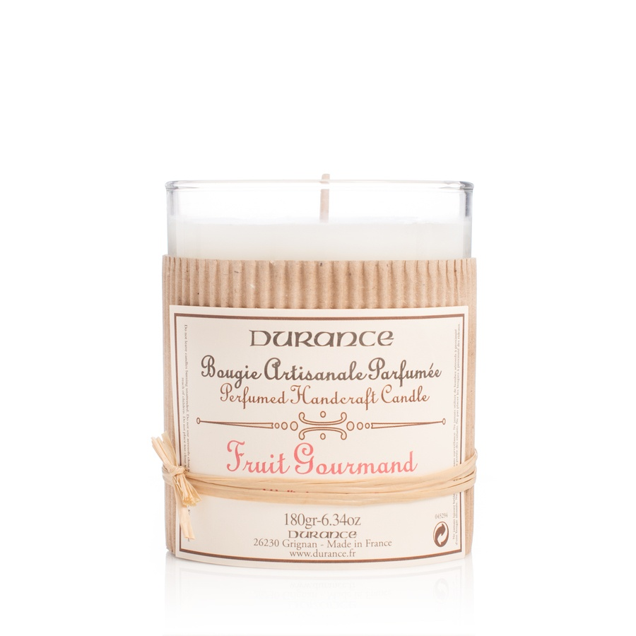 Durance Perfumed Handcraft Candle Delicious Fruit