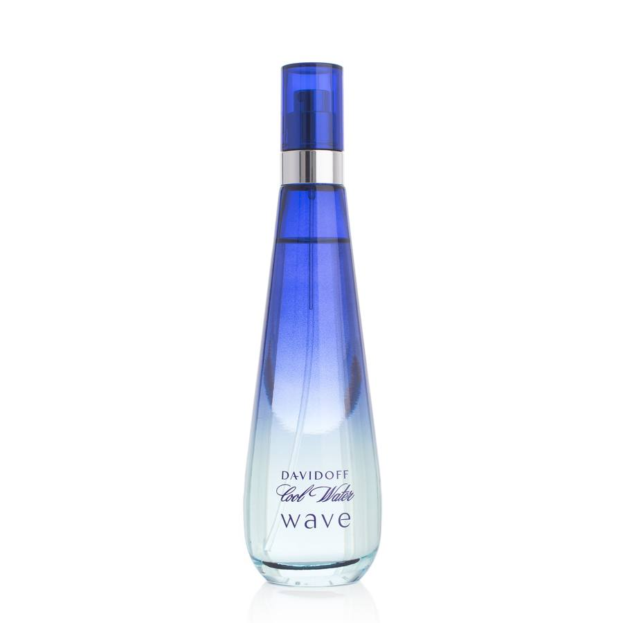 Davidoff Cool Water Wave Woman Eau De Toilette 100ml