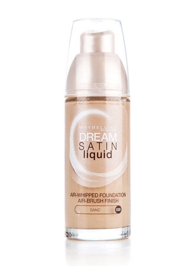 Maybelline Dream Satin Liquid 030 Sand 30ml