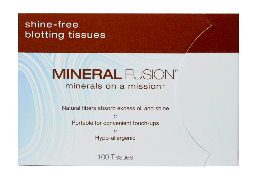 Mineral Fusion blotting papers 1 Pakke