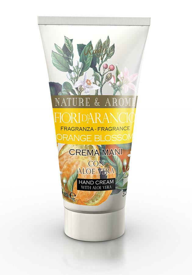Nature & Arome Hand Cream Orange Blossom 100ml