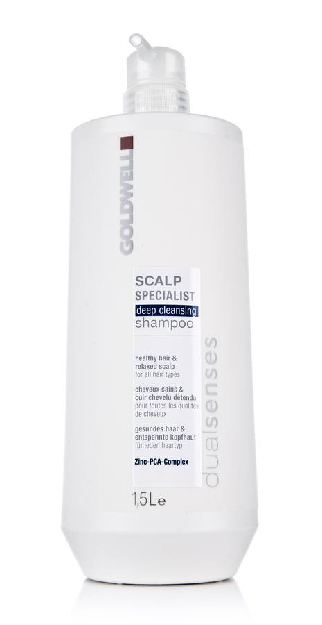 Goldwell Dualsenses Scalp Specialist Deep Clean Shampoo 1500ml