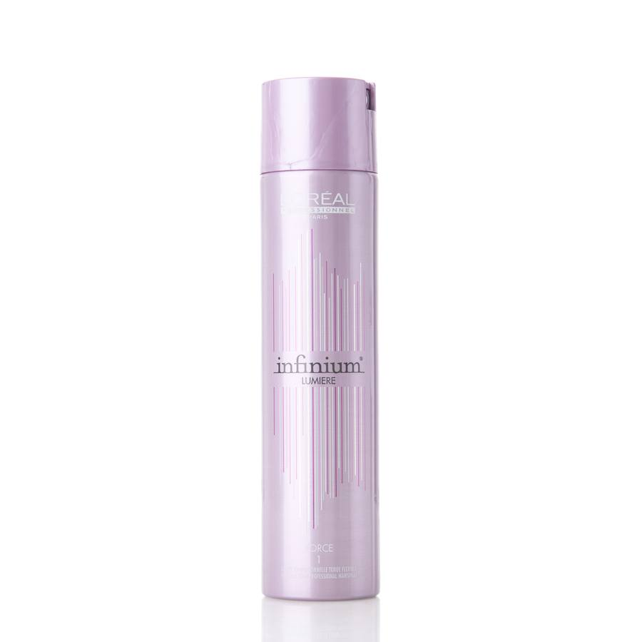 L'Oréal Professionnel tecni.ART  Infinium Lumiere Flexible Hairspray Force 1 300ml