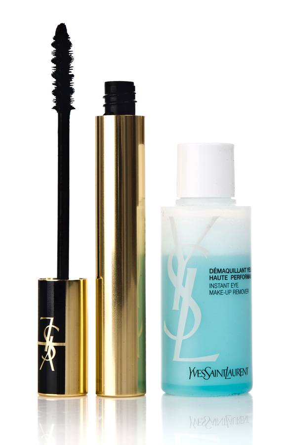 Yves Saint Laurent Mascara Singulier, Black + Instant Eye Make Up Remover