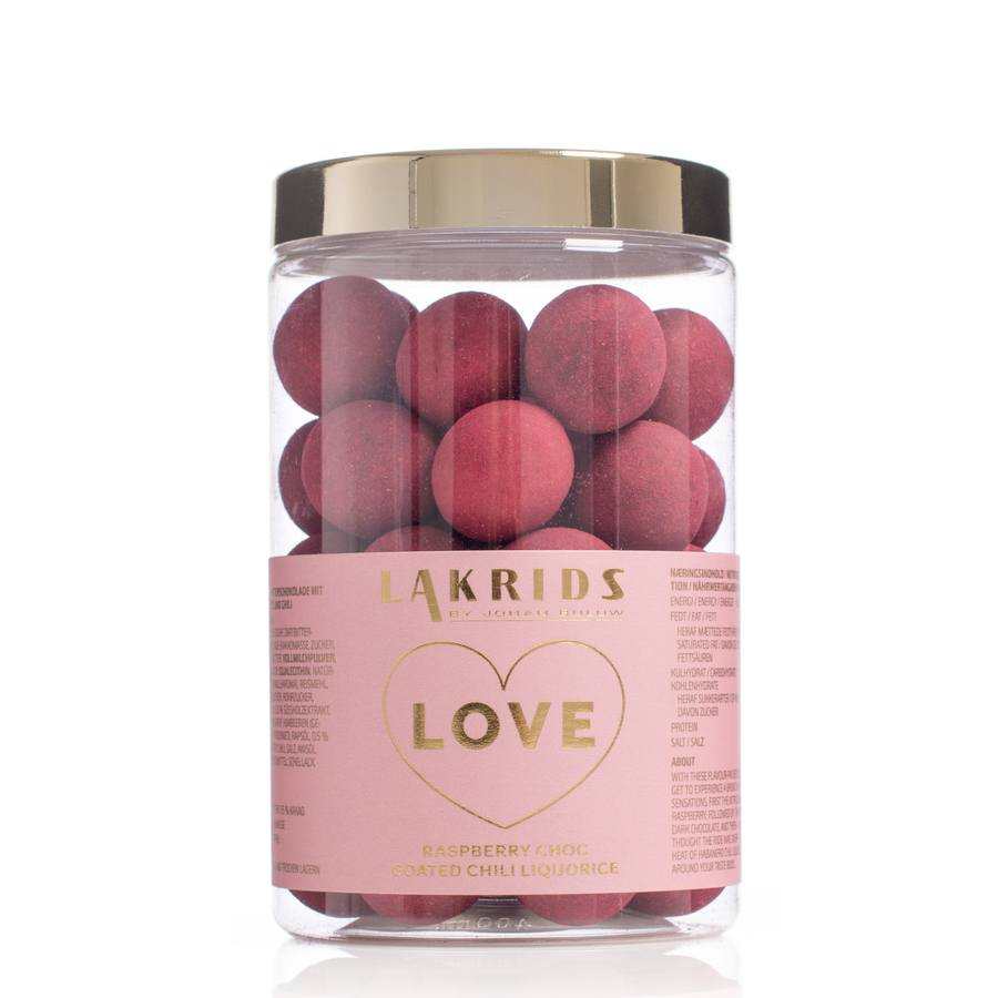 Lakrids By Johan Bülow Big Love  250g