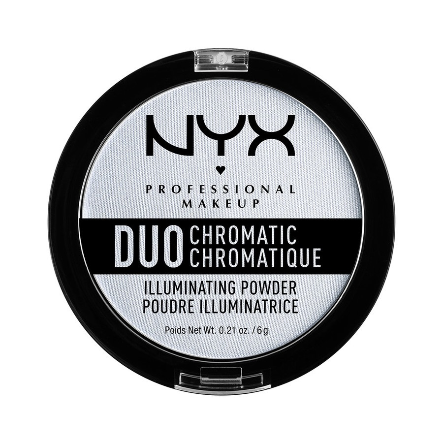 NYX Prof. Makeup Duo Chromatic Illuminating Powder Twilight Tint DCIP01