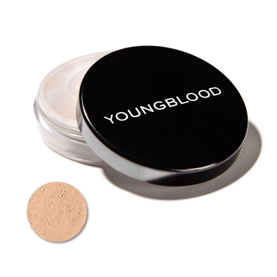 Youngblood Natural Loose Mineral Foundation Honey 10g