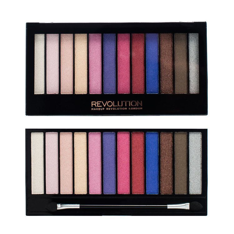 Makeup Revolution Redemption Palettes Unicorns Are Real 14g