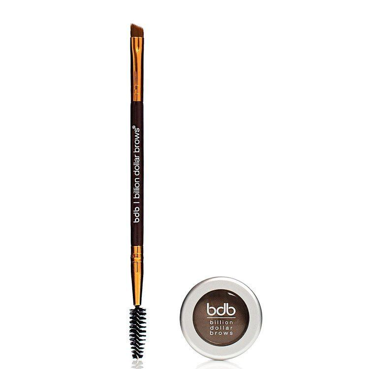 Billion Dollar Brows 60 Seconds To Beautiful Brows Set 2pcs
