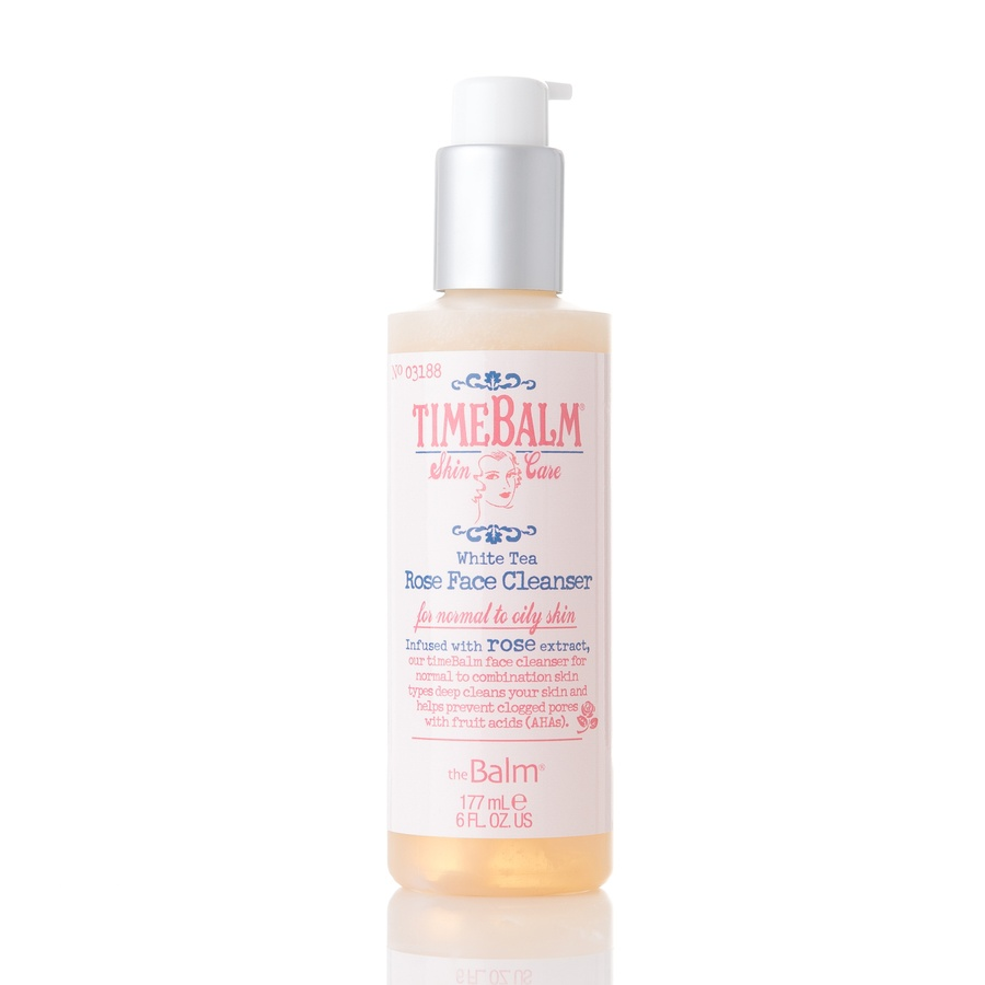 The Balm Rose Face Cleanser For Normal To Combination Skin 177ml