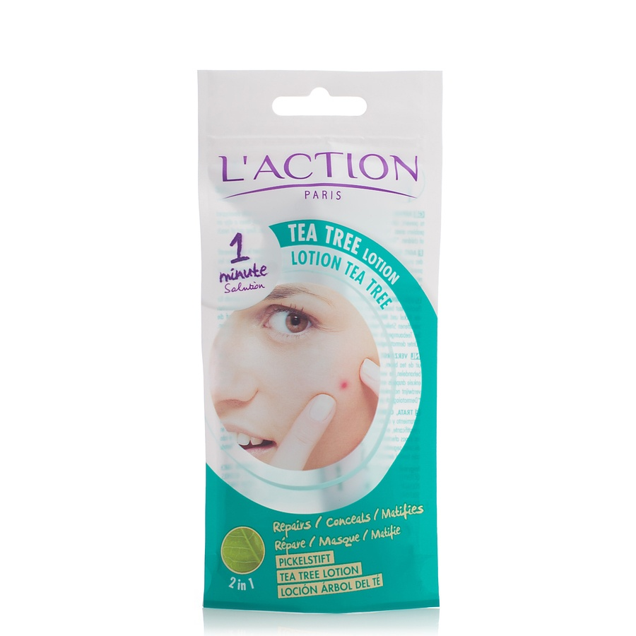 L'Action Paris Tea Tree Lotion 10ml
