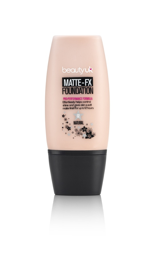 Beauty UK Matte-Fx Foundation Natural Nr.2