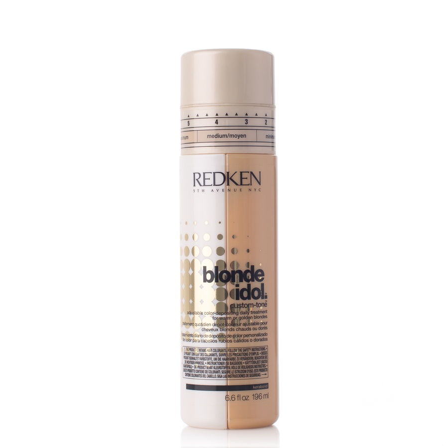 Redken Blonde Idol Custom Tone Gold 196ml