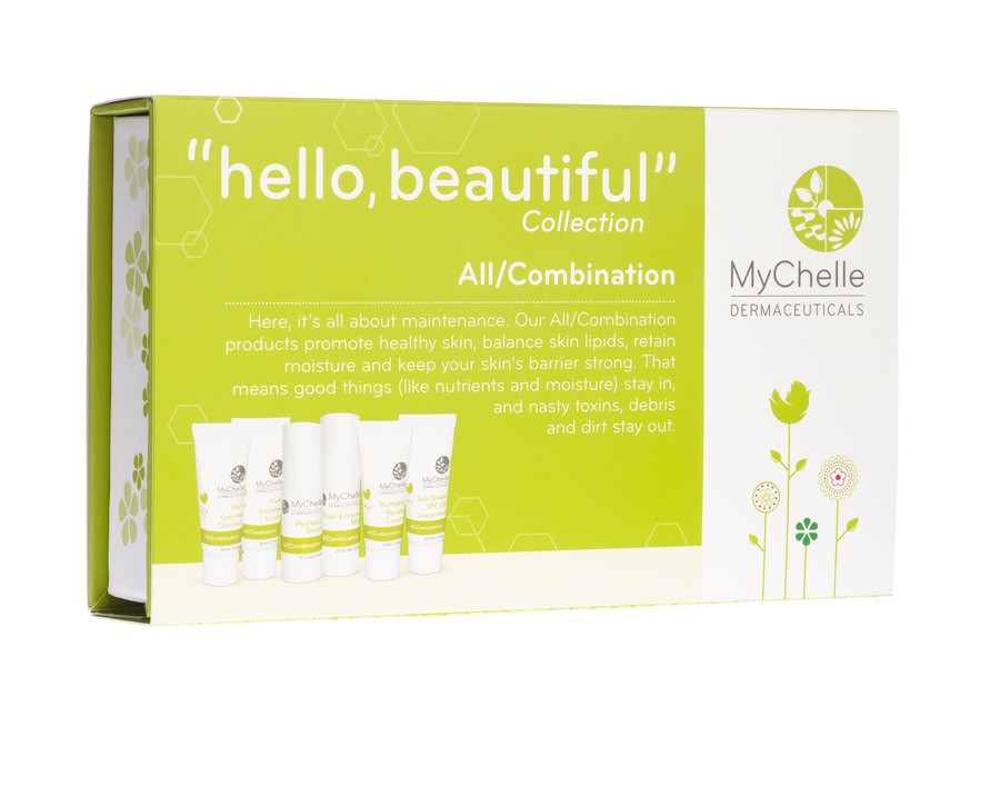 MyChelle ''Hello Beautiful'' Collection All/Combination 6 Deler