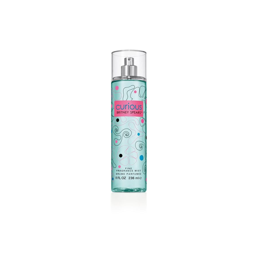 Britney Spears Curious Body Mist 236 ml