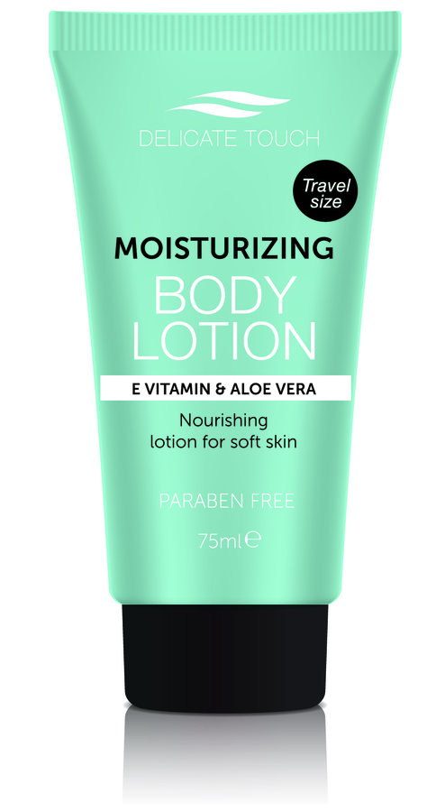 Delicate Touch Moisturizing Body Lotion 75ml