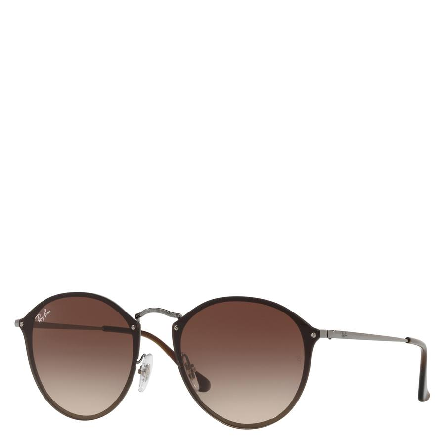 Ray Ban Blaze Round Sunglasses 0RB3574N