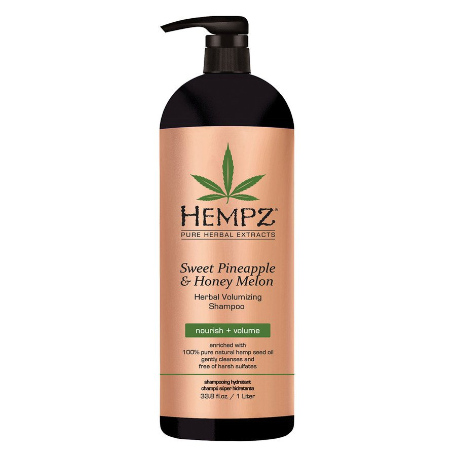 Hempz Sweet Pineapple & Honey Melon Volumizing Shampoo 1000ml