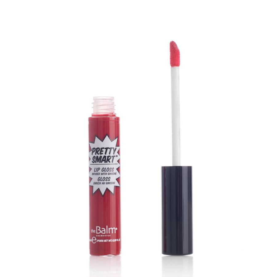 theBalm Pretty Smart Lip Gloss Wow