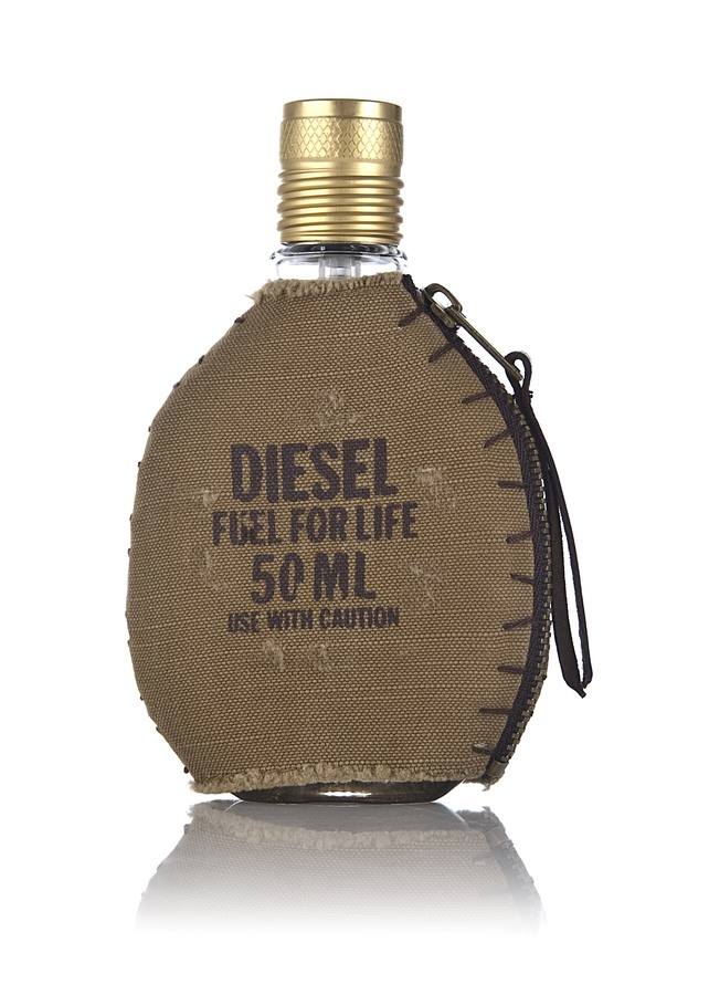 Diesel Fuel For Life Eau De Toilette For Han 50ml