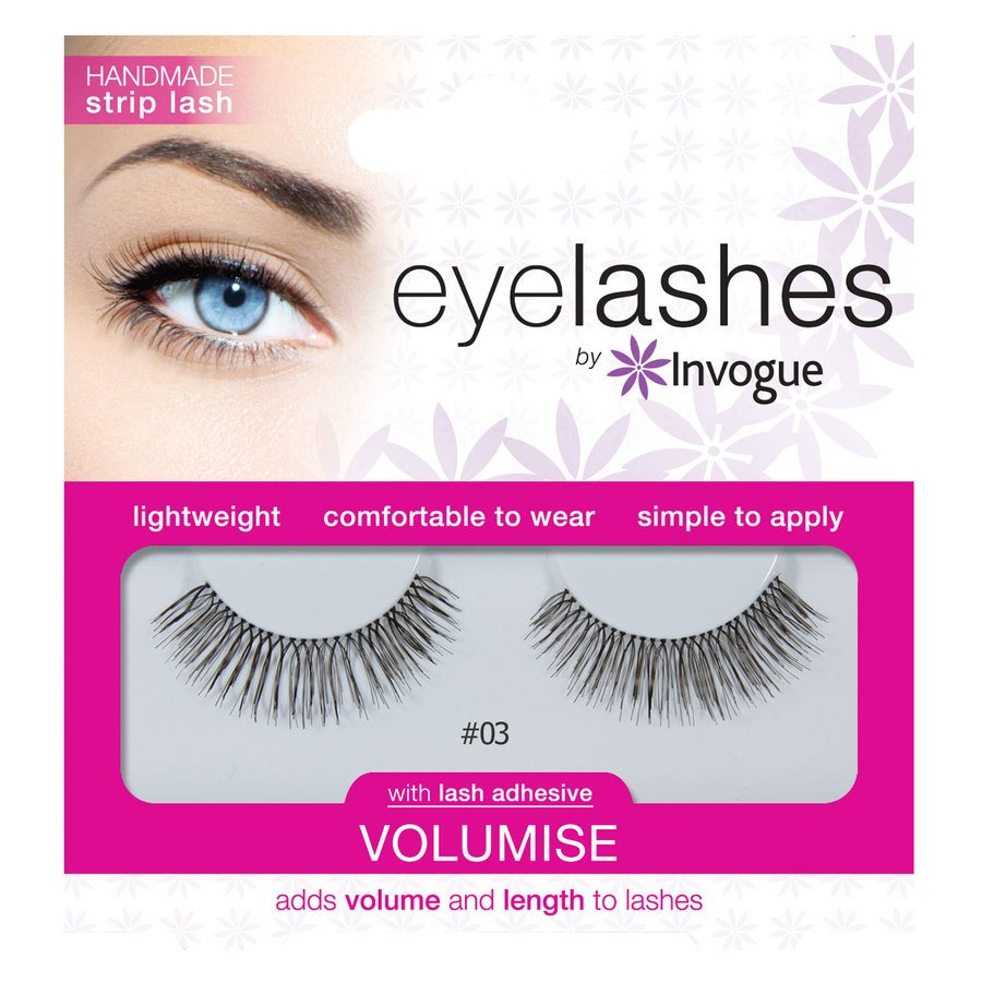 Invogue Eyelashes Volumise #3