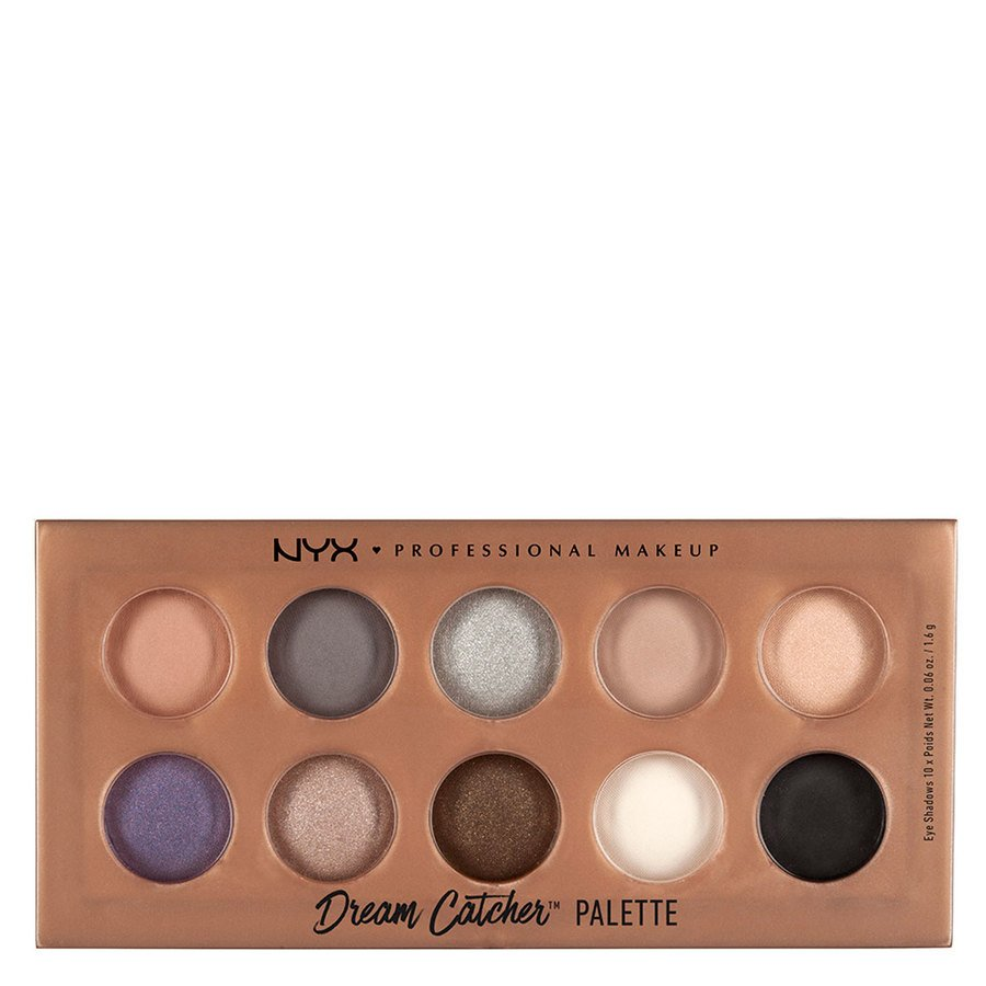 NYX Prof. Makeup Dream Catcher Shadow Palette Stormy Skies DCP03