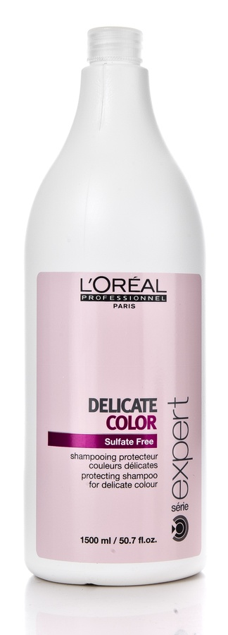 L'Oréal Professionnel Série Expert Delicate Color Sulfatfree shampoo 1500ml (up)