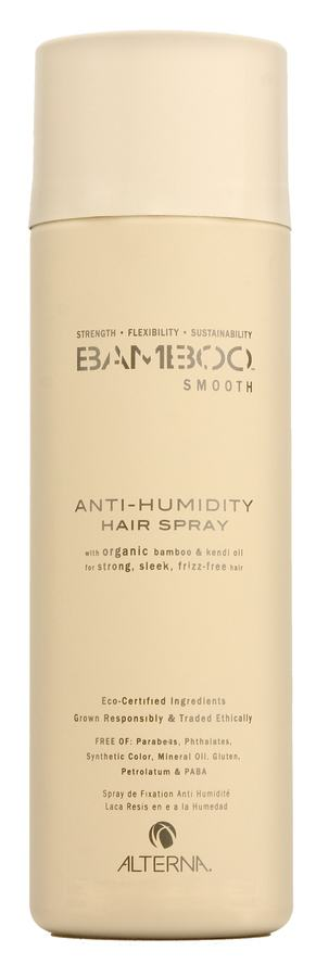 Alterna Bamboo Smooth Anti-Humidity Hair Spray 225ml