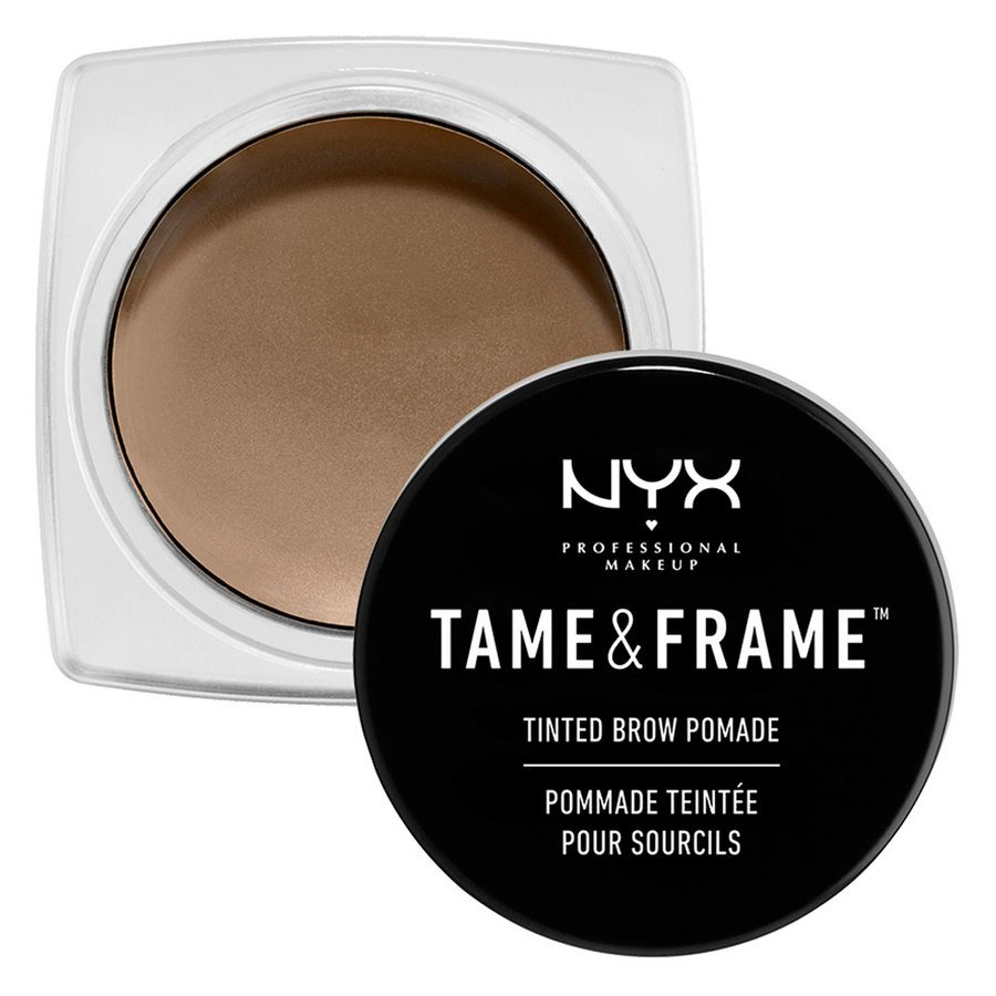 NYX Professional Makeup Tame & Frame Tinted Brow Pomade 01 Blonde TFBP01
