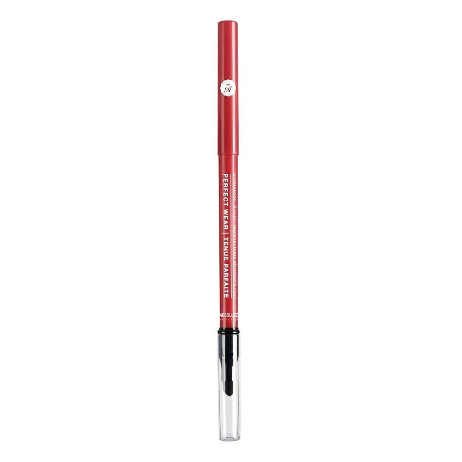 Absolute New York Perfect Wear Lip Liner Pinup Red ABPW03