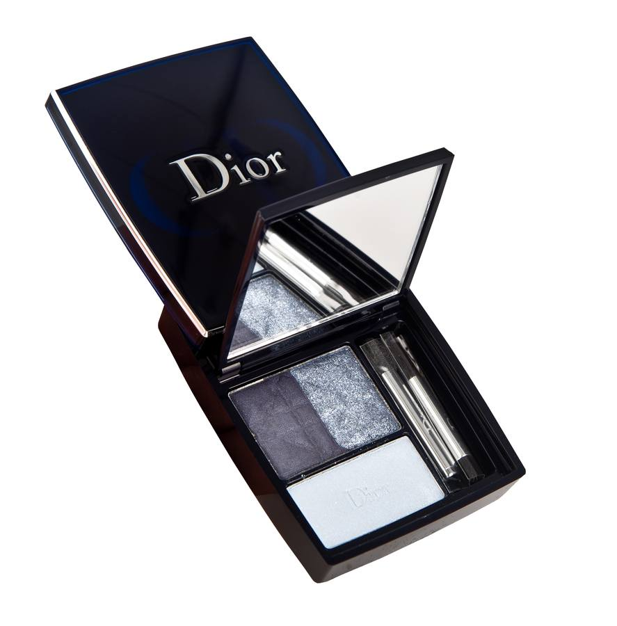 Dior 3 Couleurs Smoky Eyeshadow	#291 Smoky Navy