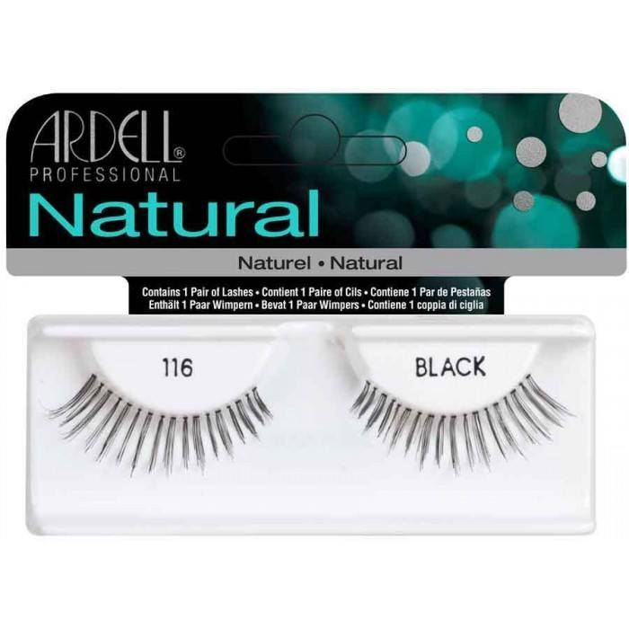 Ardell Natural Fashion Lashes 116 Black