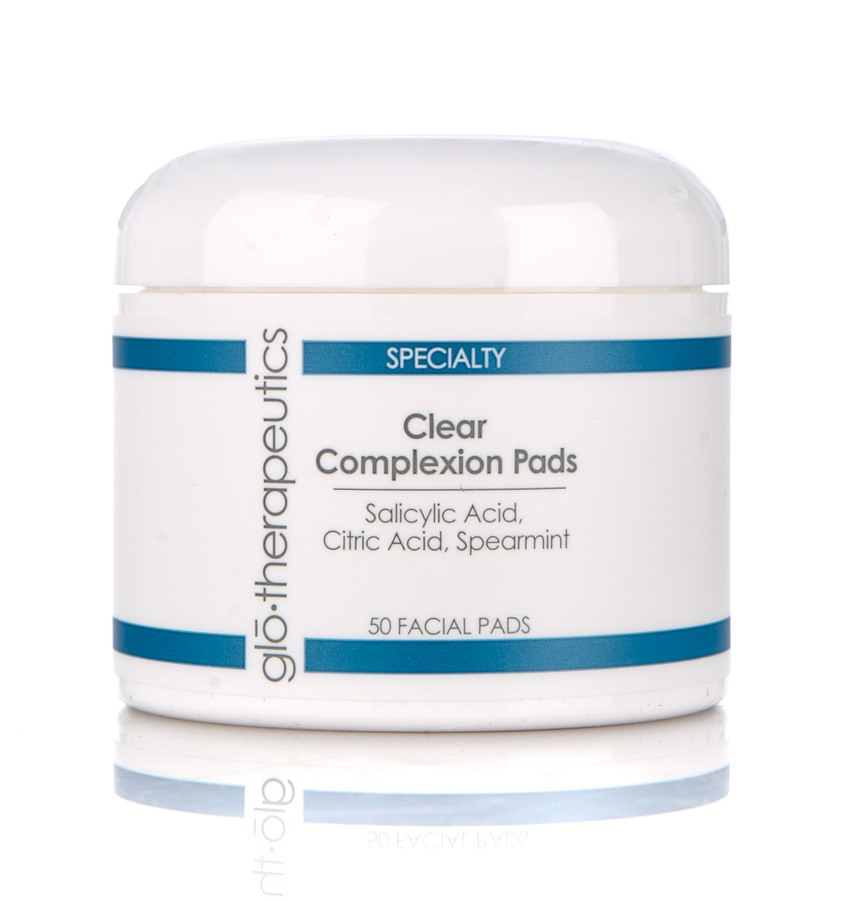 gló•therapeutics Clear Complexion Pads 50pcs