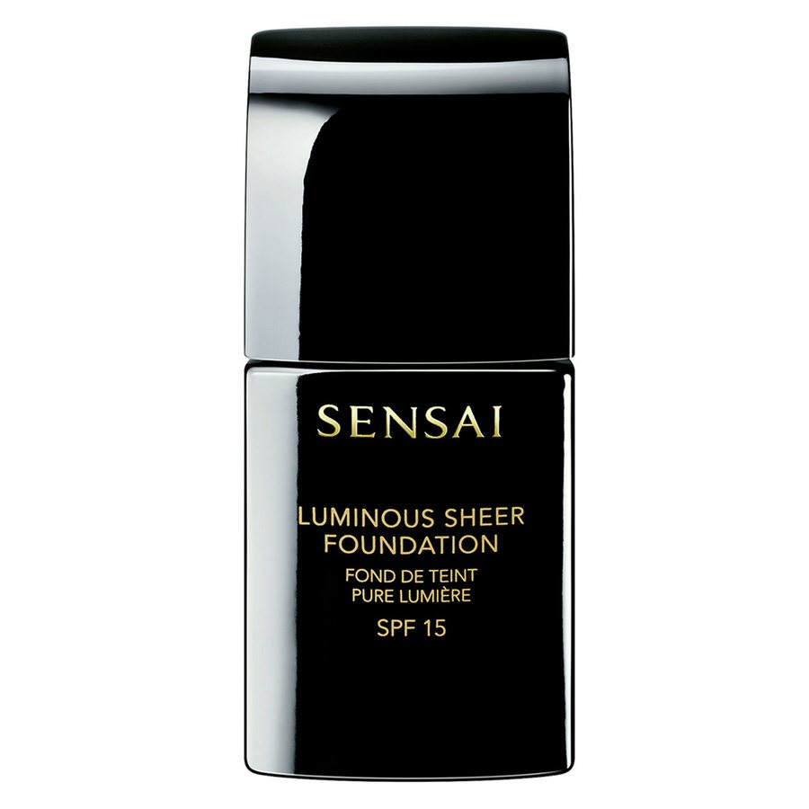Sensai Luminous Sheer Foundation LS101 Light Beige 30ml
