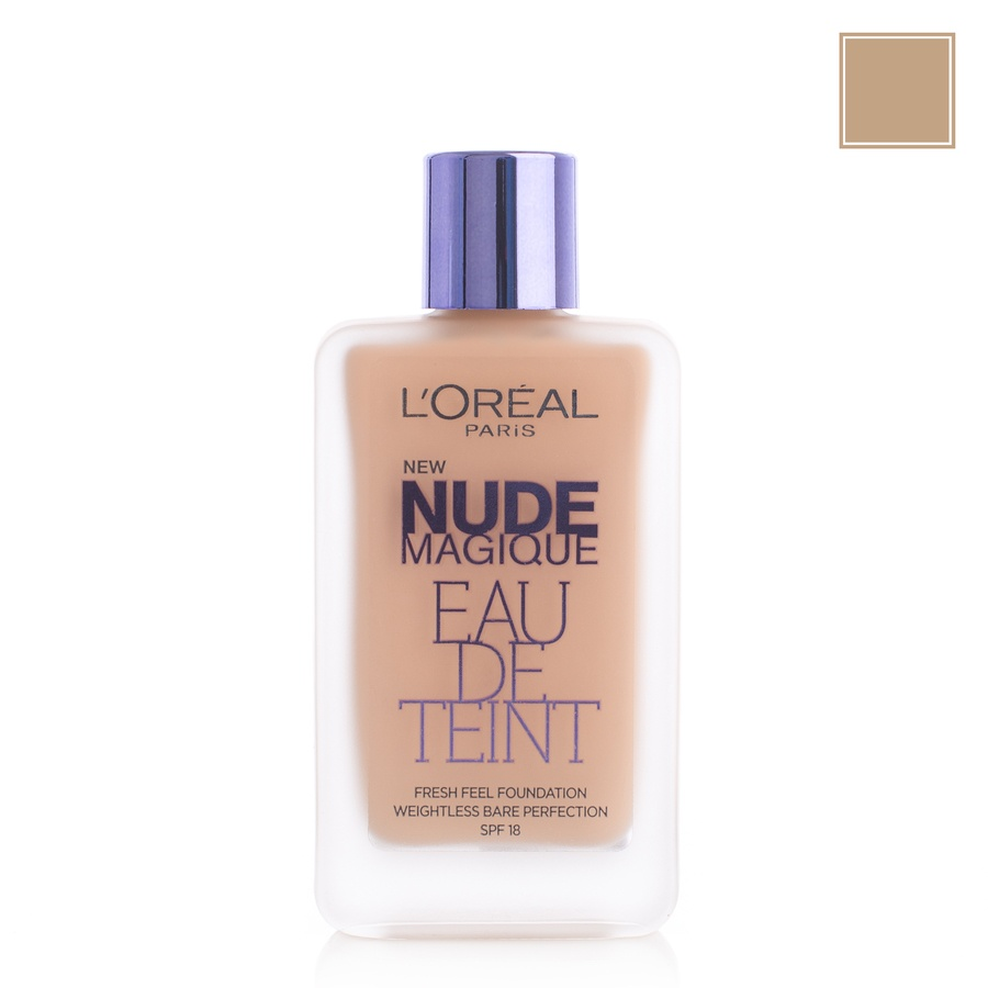 L'Oréal Paris Eau De Teint Foundation 150 Nude Beige Make Up