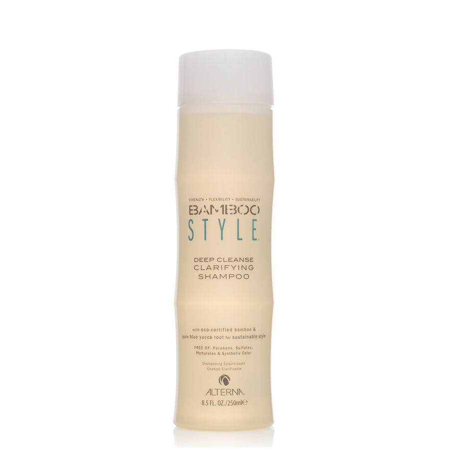 Alterna Bamboo Deep Cleanse Clarifying Shampoo 250ml