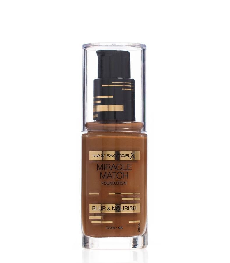 Max Factor Miracle Match Foundation Tawny 095
