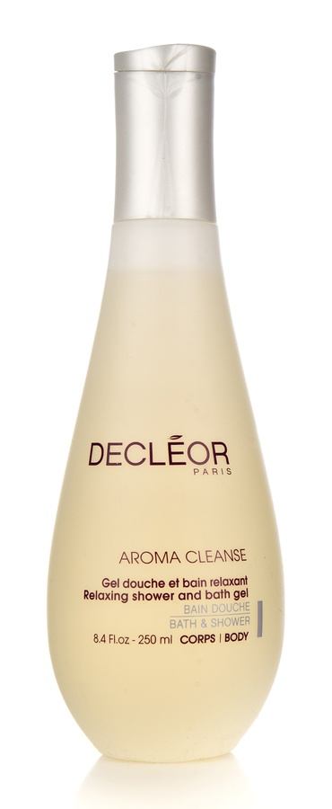 Decléor Aroma Cleanse Relaxing Shower And Bath Gel 250ml