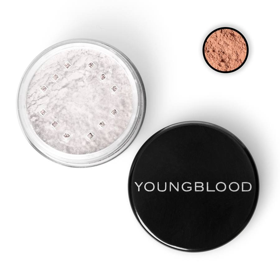 Youngblood Crushed Mineral Blush Dusty Pink 3g