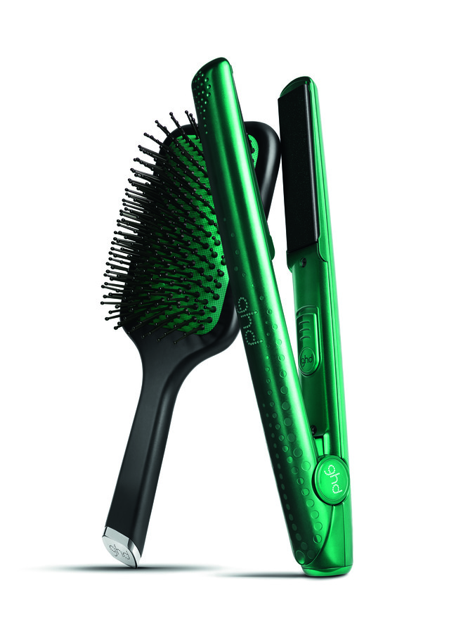 Ghd V Styler Duo Jewel Collection Limited Edition Emerald